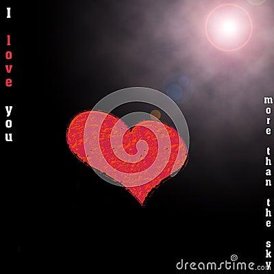 Love illustration
