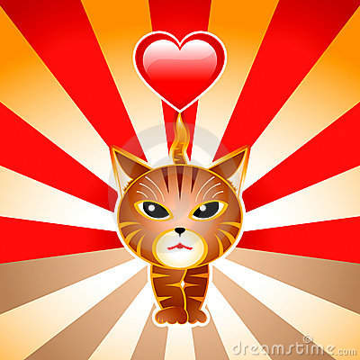 Love japanese cat