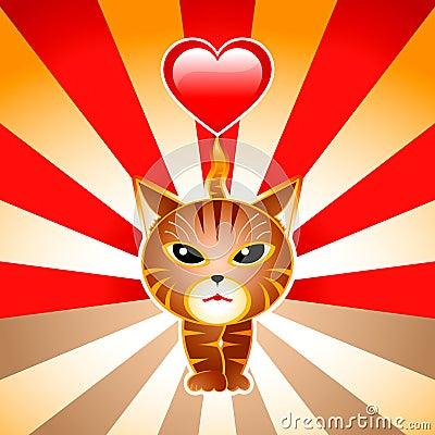 Love japanese cat