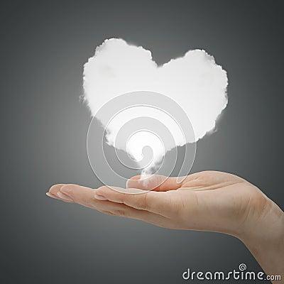 Love loud in hand