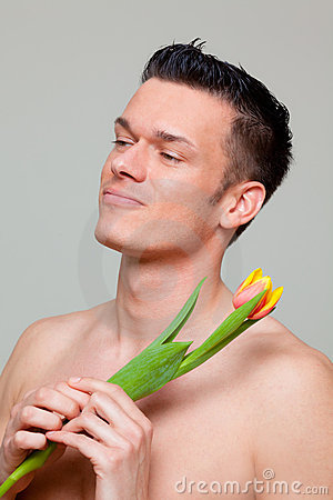 Love man flower