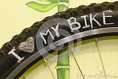 Love my bike