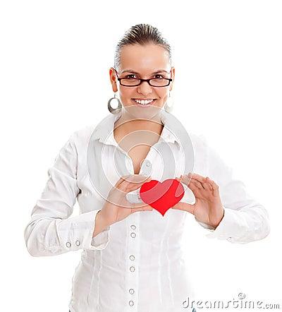 Love in my heart