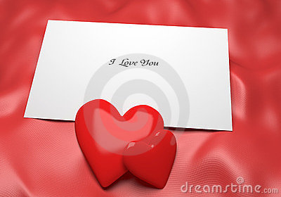 Love Note Background
