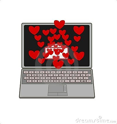 Free Love Notebook Royalty Free Stock Images - 4981629