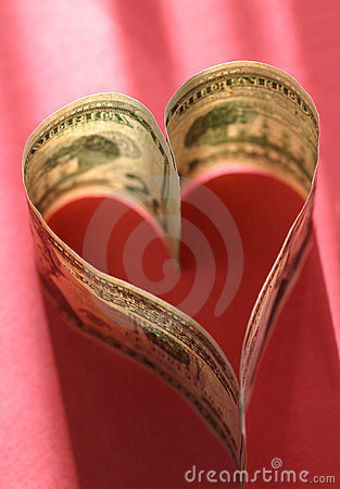 Free Love Of Money Royalty Free Stock Image - 366566