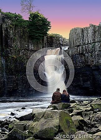 Free Love On The Rocks Stock Photo - 1416630