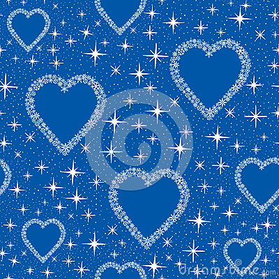 Free Love Pattern Background Stock Photo - 26598720