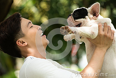 Love for pet