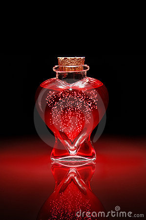 Free Love Potion 9 Stock Photo - 2234340