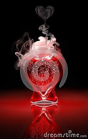 Free Love Potion 9 Stock Image - 2234421