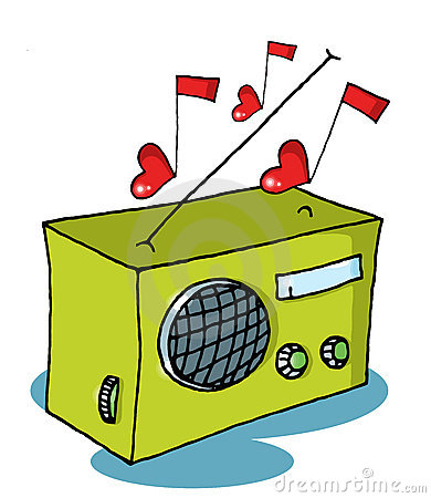 royalty free stock image love radio image 13806606 radio love 390x450