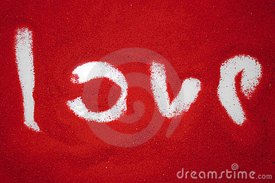 Love on Red Sand