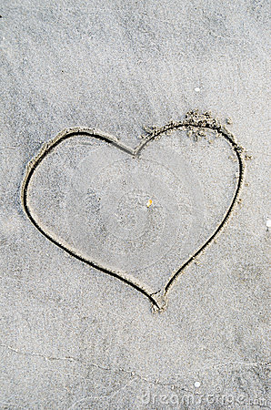 Love and sand