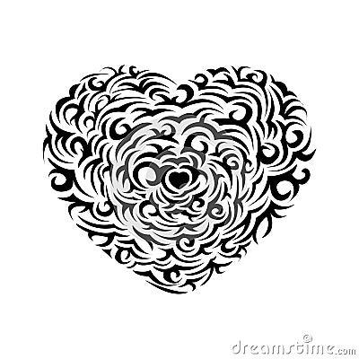 Love shape