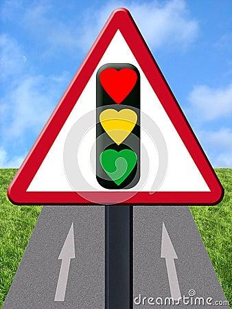 Love signal
