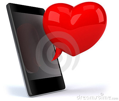 Love and smartphone