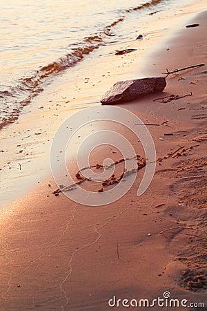 Free Love Sunset Stock Photo - 12010020