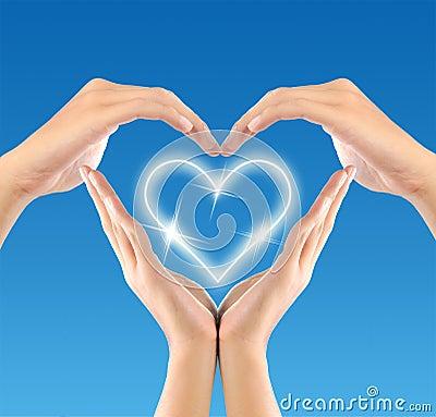 Free Love Symbol Royalty Free Stock Photography - 16006807