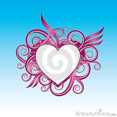 Love symbol design