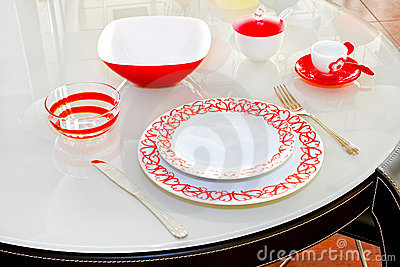 Love tableware