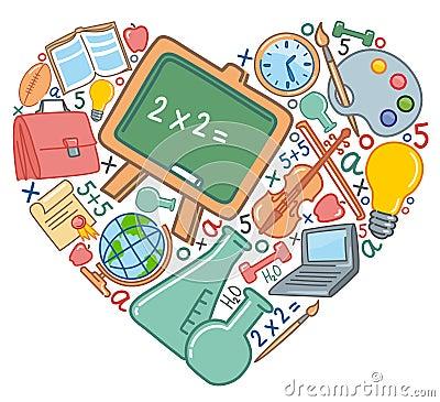 Love to school