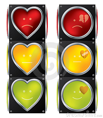 Love traffic lights