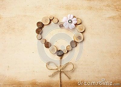 Love Tree Vintage Craft