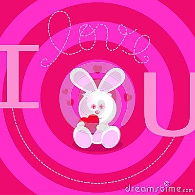 Love U card