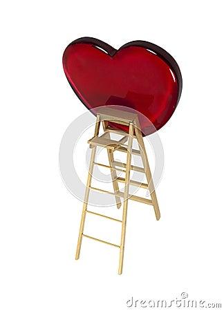 Love is an Upward Climb