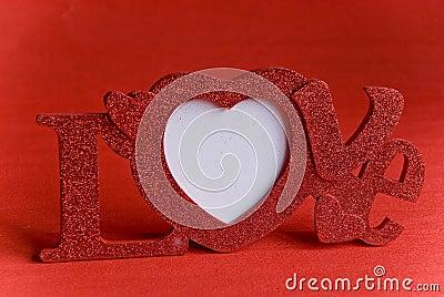 love word frame stock photo image 12699850