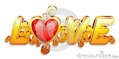 Love word.