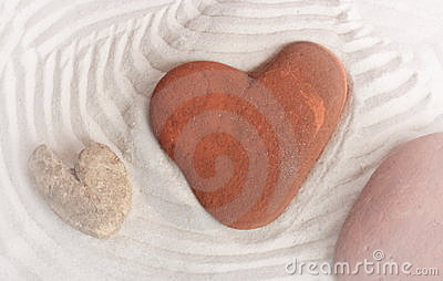 Love in the Zen Garden