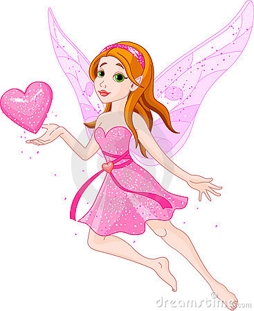 Free Love_fairy Royalty Free Stock Images - 7724979