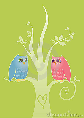 Free Lovebirds Royalty Free Stock Photo - 874615