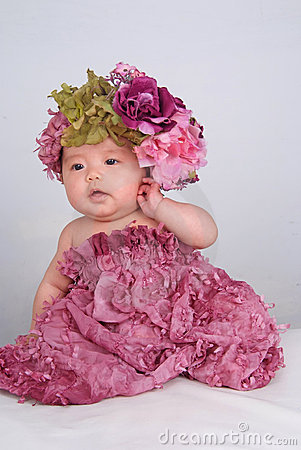 Free Lovely Baby Royalty Free Stock Photography - 5901717