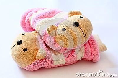 Lovely bears toys