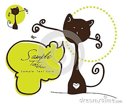 Lovely brown Cat