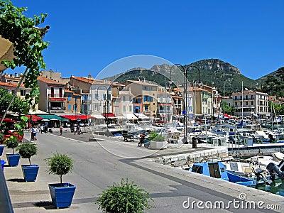 Lovely Cassis, France