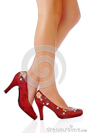 Free Lovely Legs Stock Photos - 3075443