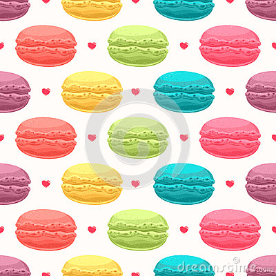 Free Lovely Macaroons Royalty Free Stock Photography - 43075267