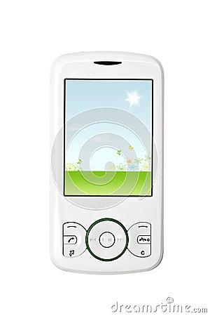 Lovely Mobile phone