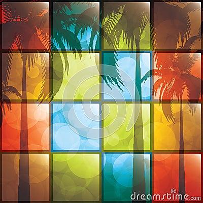 Lovely summer poster