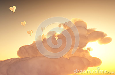 Lovely Sunrise Stock Photo - Image: 28607180