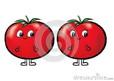 Lovely tomato02