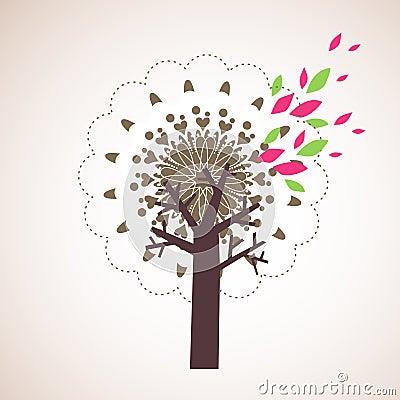 Lovely tree design