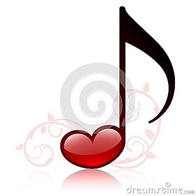 Free Lovemusic Royalty Free Stock Image - 13919596