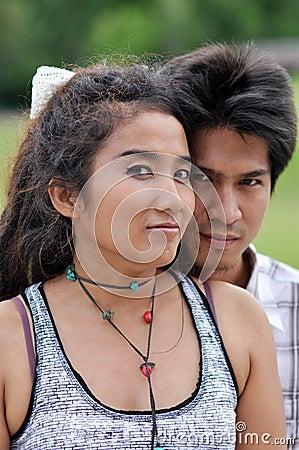 Lover Asia Park Thailand Garden