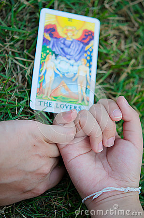 Lover Tarot make Real Love