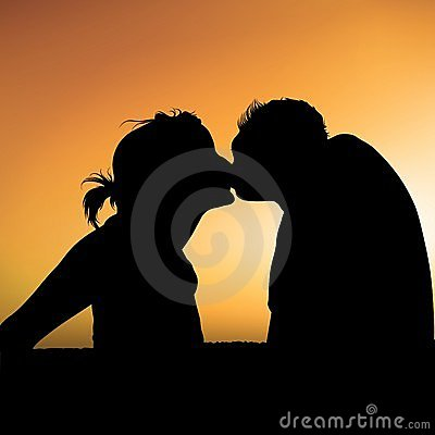 Lovers B Stock Image - Image: 1806941